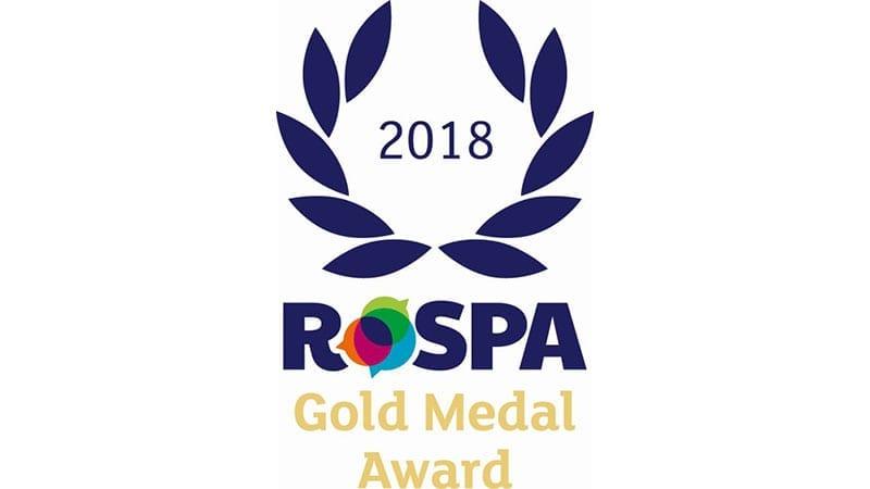9th ROSPA Gold