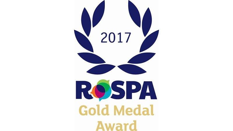 8th ROSPA Gold