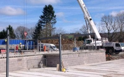 Caerhun School Progress