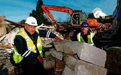 Hospital Stone Saved
