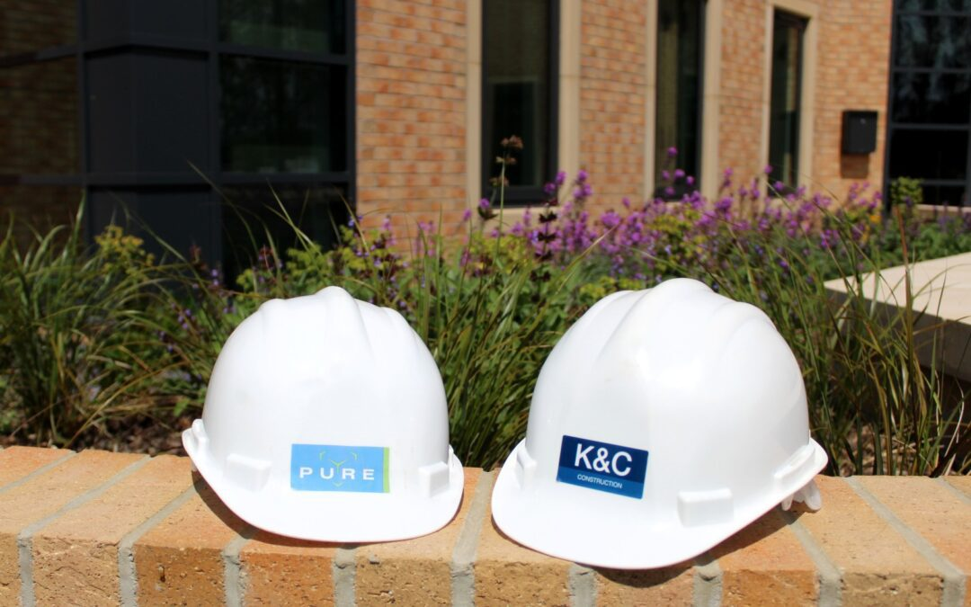 K & C Construction & Pure Residential & Commercial Drive for Growth